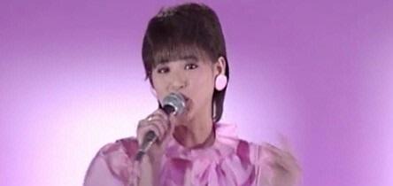 N rouge 聖子 rock 松田