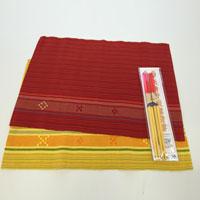 花織ランチョンマット