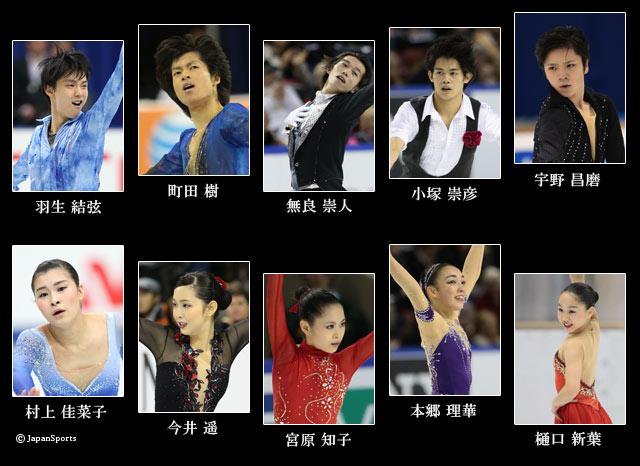 全日本フィギュアスケート選手権2014 - フジスケ 全日本フィギュアスケート選手権2014