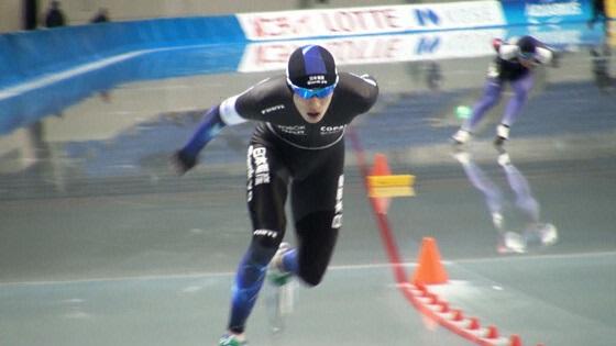 全日本スピードスケート選手権大...