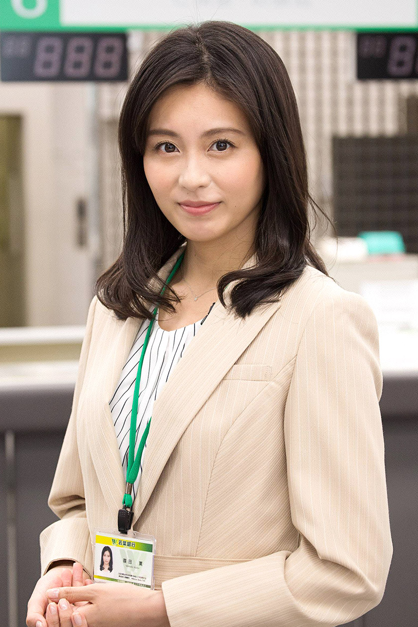 本仮屋ユイカさんが木曜劇場初出...